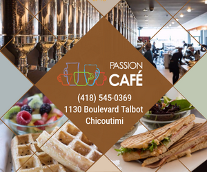 Passion Cafe Pave