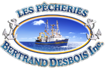 Logo Pecheries Bertrand Desbois