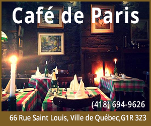 Pave Cafe De Paris