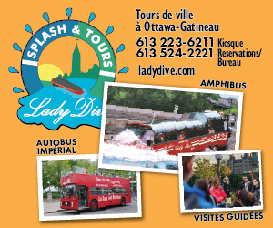 Les Tours Lady Dive Tours